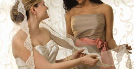 Papel da Madrinha de casamento