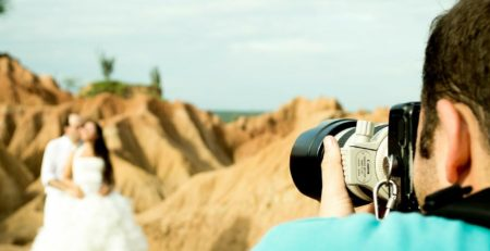 Foto e Filmagem - Essenciais para casamento