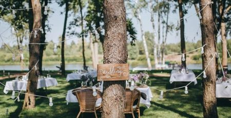 Casamento ao ar livre : como fazer