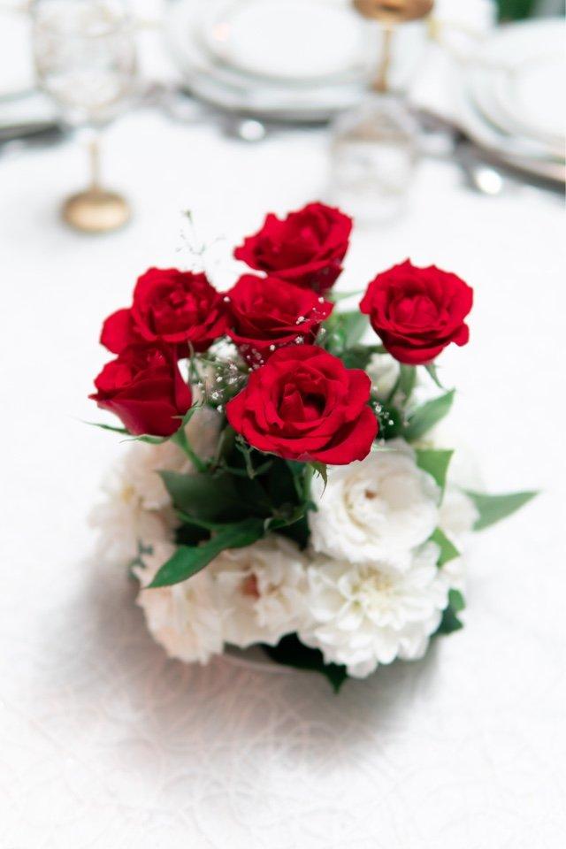 diy decoração -petalas para despedida dos noivos