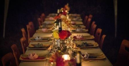 A importância da mesa posta na decoração de casamentos